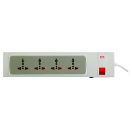 GM 4 + 1 G-Power Outlet Spike Adaptor (3058, Grey)_1
