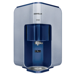 Havells Max Alkaline 7 litres RO+UV Water Purifier (GHWRPMD015, Blue)_1