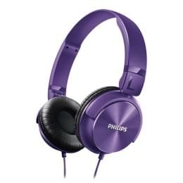 Philips SHL3060PP Headphones (Purple)_1