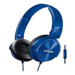 Philips SHL3095BL Headphones (Blue)_1