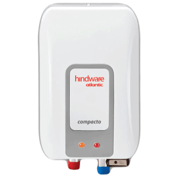 Hindware Atlantic 3 Litres Instant Water Geyser (3000 Watts, HI03PDW45, White/Blue)_1