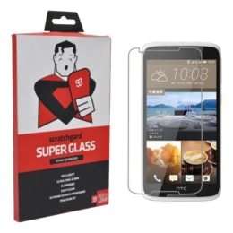Scratchgard Tempered Glass Screen Protector for HTC Desire 828 (Clear)_1
