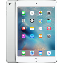 Apple iPad mini 4 with Wi-Fi + Cellular (16 GB, Silver)_1