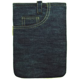 Clean Planet Mini Denim Sleeve for Tablets (CP_COVERS_MINI_DEN, Blue)_1