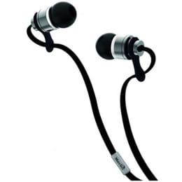 Merlin In-Ear Wired Earphones with Mic (True Sound, Black)_1