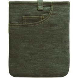 Clean Planet Denim Sleeve for Tablets (CP_COVERS_TAB_DENI, Black)_1