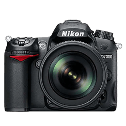 Nikon 16.2 MP DSLR Camera Body with 18 - 140 mm Lens (D700, Black)_1