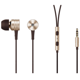 1MORE Piston Classic Earphones with MIC (E1003-G, Gold)_1