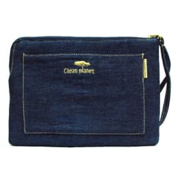 """Clean Planet Denim Classic Sleeve for 7"""" Tablets (CP_COVERS_TAB_DENI, Blue)_1"""