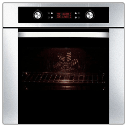 Faber 65 Litres Built-in Oven (8 Cooking Functions, FBIO 65L 8F, Stainless Steel)_1