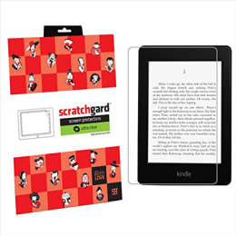 Scratchgard Screen Protector for Amazon Kindle Paperwhite (Transparent)_1