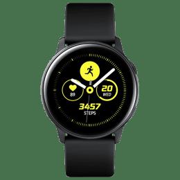 Samsung Galaxy Watch Active Smart Watch (SM-R500NZKAINU, Black)_1