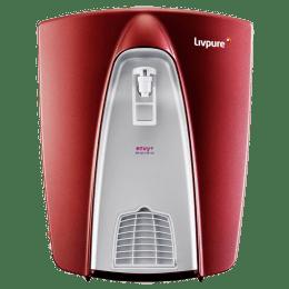 Livpure Envy Plus RO+UV+UF Taste Enhancer Water Purifier (Red)_1