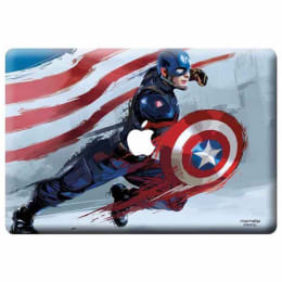 Macmerise Captain Strokes Skin for 11 Inches Apple MacBook Pro (MCS15RMM0182, Multicolor)_1