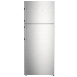 Liebherr 265 L 4 Star Frost Free Double Door Inverter Refrigerator (TCss 2640, Stainless Steel)_1