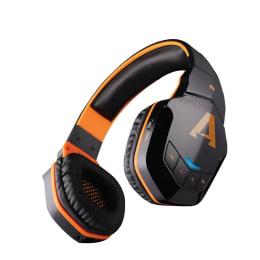 Boat Rockerz 510 Wireless Bluetooth Headphones (Orange)_1