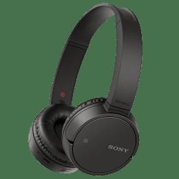 Sony CH500 Bluetooth Headphones (Black)_1
