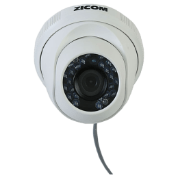 Zicom Color IR Dome Camera (Z.CA.DO.80VI.01132, White)_1