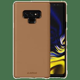 Stuffcool Joli Elegant PU Leather Back Case Cover for Samsung Galaxy Note 9 (JOLISGN9-BRN, Brown)_1