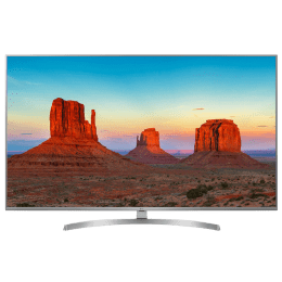 LG 124 cm (49 inch) 4k Ultra HD LED Smart TV (49UK7500, Black)_1