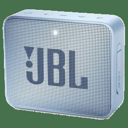 JBL GO 2 Portable Bluetooth Speaker (Ice Blue)_1