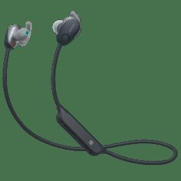 Sony WI-SP600N Bluetooth Earphones (Black)_1