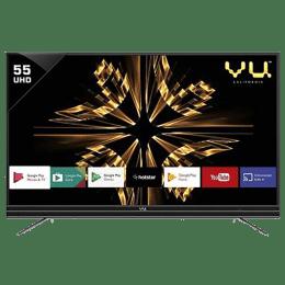 Vu 140 cm (55 inch) 4k Ultra HD LED Smart TV (55SU134, Black)_1