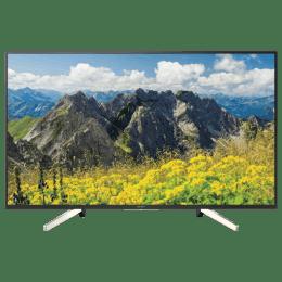 Sony 124 cm (49 inch) 4k Ultra HD LED Smart TV (KD-49X7500F, Black)_1