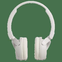 JBL T460BT Bluetooth Headphones (White)_1