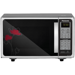 Panasonic 20 litres Convection Microwave Oven (NN-CT26HMFDG, Silver)_1