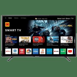 Kodak 140 cm (55 inch) 4k Ultra HD LED Smart Android TV (55UHDXSMART, Black)_1