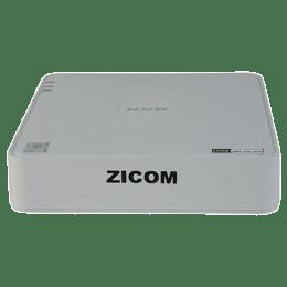 Zicom 16 Channel Network Video Recorder (Z.CC.NV.04CH.71SN., White)_1