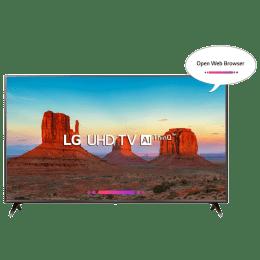 LG 165 cm (65 inch) 4k Ultra HD LED Smart TV (65UK6360PTE, Black)_1