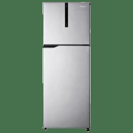Panasonic 307 L 2 Star Frost Free Double Door Inverter Refrigerator (NR-BG311VSS3, Shining Silver)_1