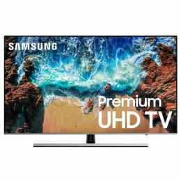 Samsung 163 cm (65 inch) 4k Ultra HD LED Smart TV (UN65NU8000FXZA, Black)_1