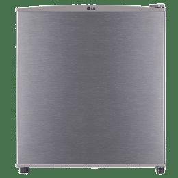LG 45 L 1 Star Direct Cool Single Door Refrigerator (GL-B051RDSU, Dazzle Steel)_1