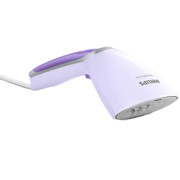 Philips Steam&Go 1200 Watts 70ml Garment Steamer (Handheld, GC360/30, Purple)_1