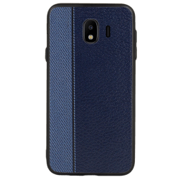 Xeuce Fusion Back Case Cover for Samsung Galaxy J4 (3770000016, Crystal Blue)_1