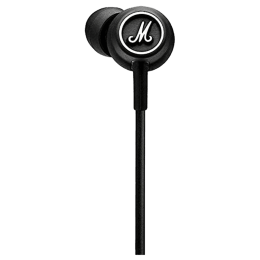 Marshall Mode In-Ear Wired Earphones with Mic (Black)_1