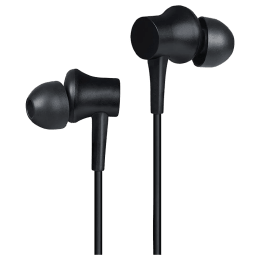 Xiaomi In-Ear Wired Earphones with Mic (ZBW4399IN, Black)_1