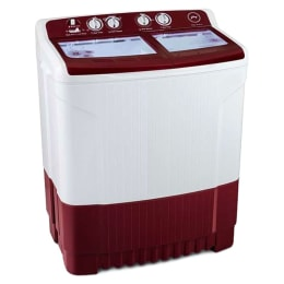 Godrej 7 kg Semi Automatic Top Loading Washing Machine (WS 700CT, Wine Red)_1