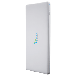 Syska Power Slice 50 5000 mAh Power Bank (White)_1