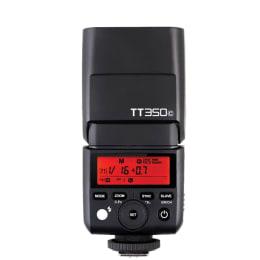 GODOX 1/350-1/20000 Seconds Duration Flash Light (TT350C, Black)_1