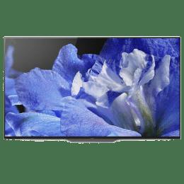 Sony 164 cm (65 inch) 4k Ultra HD OLED Smart TV (KD-65A8F, Black)_1