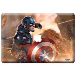 Macmerise Captains Punch Skin for 11 Inches Apple MacBook (MCS12RMM0194, Multicolor)_1