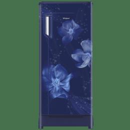 Whirlpool 245 L 5 Star Direct Cool Single Door Refrigerator (260 Imfresh Roy, Sapphire Magnolia)_1