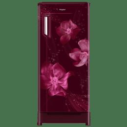 Whirlpool 245L 5 Star Direct Cool Single Door Refrigerator (260 Imfresh Roy, Wine Magnolia)_1