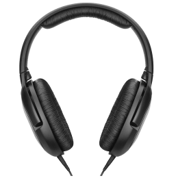 Sennheiser Headphone HD 206 (Black)_1