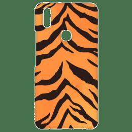 Cangaroo Tiger Textured Polycarbonate Hard Back Case Cover for Vivo V9 (HD_VivoV9_Kri_025_TIGER, Yellow)_1