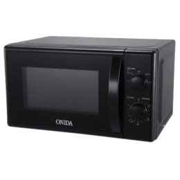 Onida 20 litres Solo Microwave Oven (MO20SMP17B/15B, Black)_1